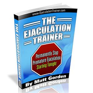 ejaculation trainer ebook