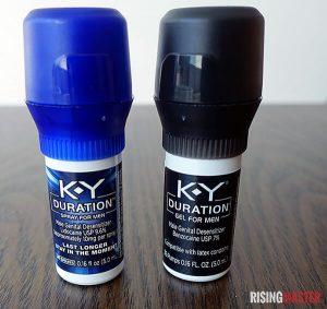 k-y duration