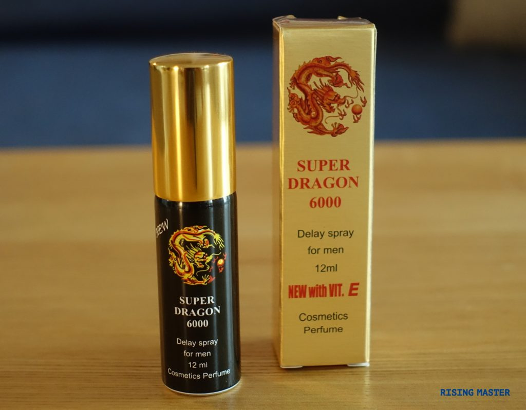 photos of the super dragon 6000 spray I used for this review