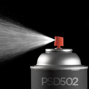 image of psd502 spray