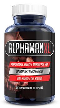 alphaman penis pills