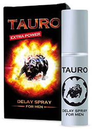 tauro delay spray