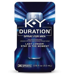 k-y duration spray gel review